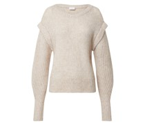 Pullover 'Catina Panel'
