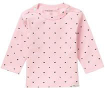 Langarmshirt Nanno pink