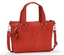 'Amiel' Handtasche 27 cm orangerot