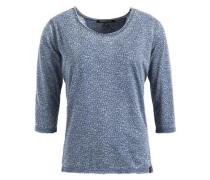 Shirt 'solveig' blau