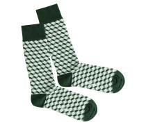 Socken 'Botanic Dice'