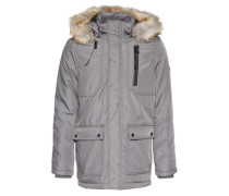 Parka 'thdm Basic Technical 30' grau