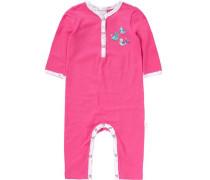 Baby Schlafanzug pink