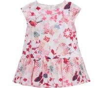 Kinder Kleid rosa / weiß