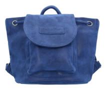 'Maddy Vintage' Rucksack 20 cm blau