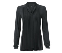 Blusenshirt schwarz