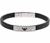 Armband 'egs2411040' schwarz / silber