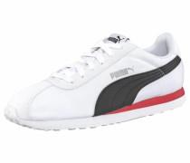 Sneaker 'Turin NL' rot / schwarz / weiß