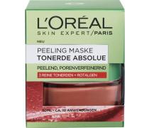 'Tonerde Absolue Peeling Maske (red)' Gesichtsmaske rot