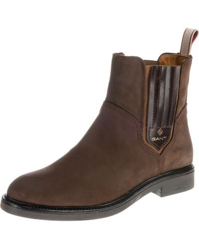 Chelsea Boots 'Ashley ' braun / dunkelbraun