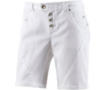Shorts Damen weiß