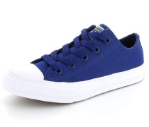 Mädchen Jungen Sneaker Chuck Taylor AS 2 Textil blau
