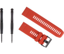 'QuickFit 26' Uhrband feuerrot