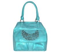 Lale Sidney Handtasche 50 cm blau