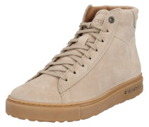 Sneaker 'Bend Suede' taupe
