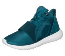 Sneaker 'Tubular Defiant' petrol / smaragd / weiß