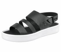 Sandale 'Pirle' schwarz