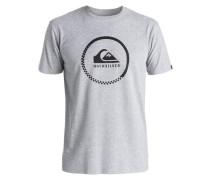 T-Shirt »Classic Active Logo« grau