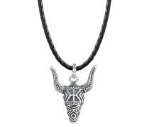 Halskette Stierkopf