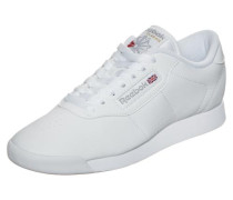Princess Sneaker Damen weiß