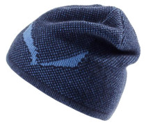 Ortles Beanie nachtblau