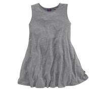 Jerseykleid mit Tank-Trägern für Mädchen graumeliert