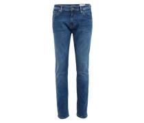 Jeans 'Slim Aedan' blue denim