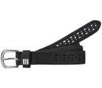 Gürtel »Bree Detail Belt« schwarz
