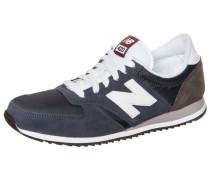 U420-Cnw-D Sneaker blau