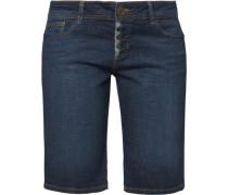Jeans Bermudas blue denim / dunkelblau