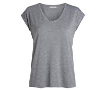 Glitter T-Shirt grau