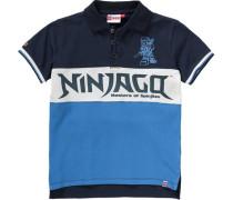 Poloshirt 'ninjago' dunkelblau