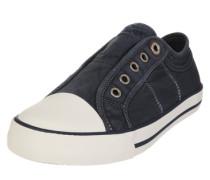 Sneaker ohne Schnürung navy