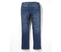 Jeans mit Wascheffekt 'Pete' blue denim