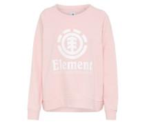Sweatshirt 'verticalli' rosa