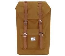 Little America 15 Backpack Rucksack 52 cm Laptopfach beige