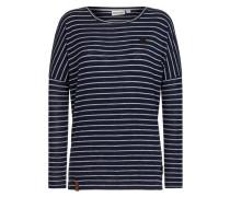 Female Sweatshirt Pallaverprinzessin IV blau