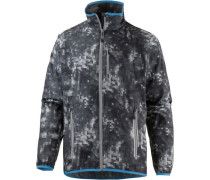 Windbreaker 'Flyweight Rain Forest' anthrazit