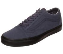 'Old Skool Suede' Sneaker Herren blau