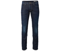 Regular fit Jeans Blaue blue denim