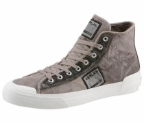 Sneaker taupe / anthrazit