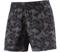 Cloudy Shorts Damen grau / schwarz
