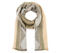 PIECES Tuch 'PCBelise' beige