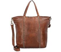 'Damiana' Shopper Tasche Leder 31 cm
