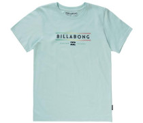 T-Shirt 'unity' hellblau