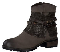 Leder-Boot braun