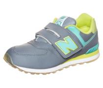 Kv574-Z5Y-M Sneaker Kinder grau