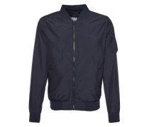 Bomber 'Light Bomber Jacket' blau