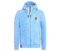 Male Zipped Jacket 'Mach Et Otze IV' blau