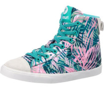 Sneakers High 'jungle' blau